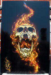Screaming skull by bleedingblack666-d30li18