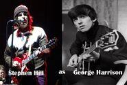 Stephen as George