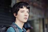 Asa Butterfield as Corey