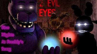 FNAF SFM The Shadow Story (Previously FNAF1 Song by The Living Tombstone)