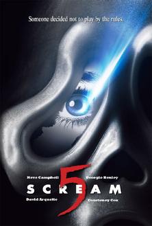 Scream 5 poster