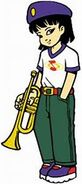 Jazz (New member of the burger king kids club)