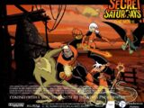 The Secret Saturdays The Movie