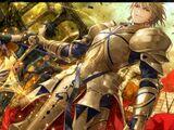 "Arthur ""Uther"" Pendragon"