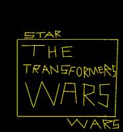 Star Wars The Transformers Wars Logo