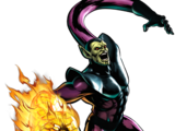 Super-Skrull (M.U.G.E.N Trilogy)