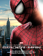 The spectacular spider man poster i spider man by mrsteiners-d6q3e9h