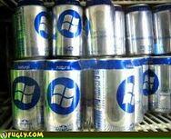 Tons of window beer