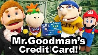 SML Movie Mr. Goodman's Credit Card!