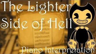 The Lighter Side of Hell (Bendy and the Ink Machine Chapter 2) Piano Solo