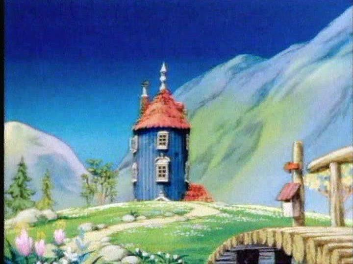 Moomins - Discover the Island