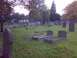 Mortlake Old Burial Ground