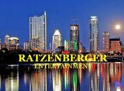 Ratzenberger Entertainment 1996-1997 Logo