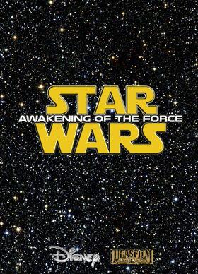 Star Wars Episode VII Awakening of the Force