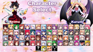 TAT Character Select Screen (Season 2 Update)