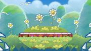 Yoshi's Island Brawl Stage Omega