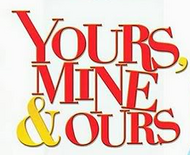 Yours, Mine and Ours logo
