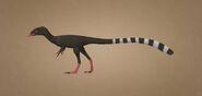 Ls compsognathus