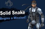Snake SSB4 Reveal