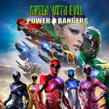 Green with evil