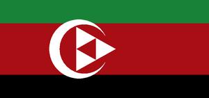Bialidrak flag