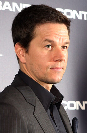 Mark Wahlberg at the Contraband movie premiere in Sydney February 2012
