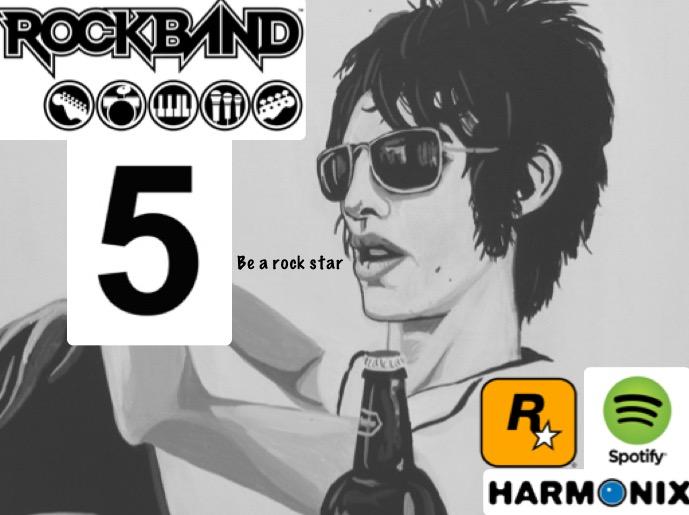 Rock Band 5 | Fanon Wiki | FANDOM powered by Wikia