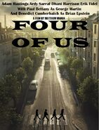 Four Of Us poster with names updated