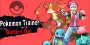 Pokemon Trainer SSB4 Reveal