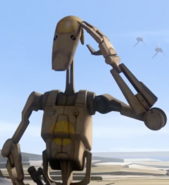 OOM Command Battle Droid