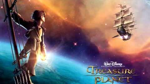 Treasure Planet Soundtrack - Track 07 To The Spaceport