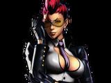 Crimson Viper (M.U.G.E.N Trilogy)