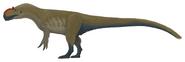 Gasosaurus by ornithopsis-d9r4zcb
