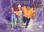 Martin Mystery The Movie (1991) Poster