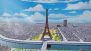 MiraculousLadybug Paris Stage