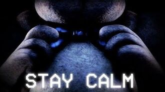 SFM FNAF STAY CALM - FNaF Song by Griffinilla (2018 REMAKE)