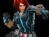 Black Widow (M.U.G.E.N Trilogy)