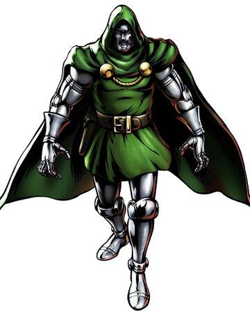 Doctor Doom M U G E N Trilogy Fanon Wiki Fandom