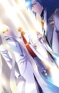 Angel Alpha - Archangels