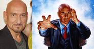Ben Kingsley as Charles Xavier