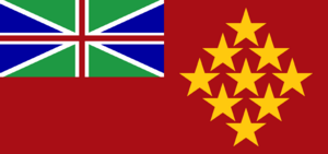 Uther islands flag
