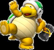 SledgeBro Render