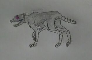 Nightmare Hound TSASA