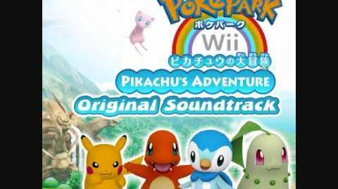 PokéPark Wii - Cavern Zone