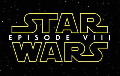 STAR WARS Episode VIII poster