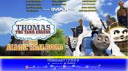 Thomas and the Magic Railroad 2019 UK poster