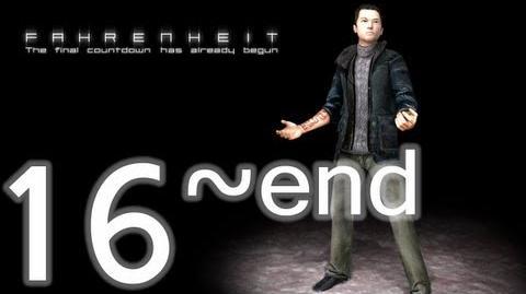 Fahrenheit (Indigo Prophecy) - Part 16 Ending Credits