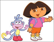 Dora-the-explorer-and-boots