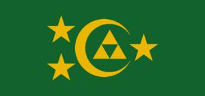 Hejaz flag