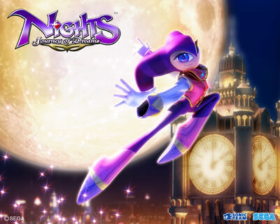 NIGHTS Journey of Dreams poster